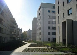 Stadtvillen der GWH am Europagarten Vorschaubild