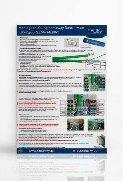 Montageanweisung HW-A1RC