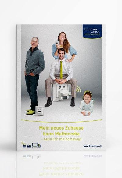 homeway Bauherren Broschüre Cover
