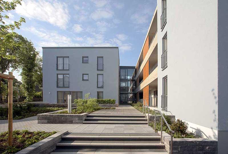 homeway: Gartenstadt in Hüttenau Eigentumswohnungen
