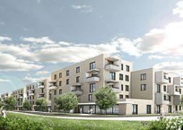 Gemeinnützige Wohnungsbaugesellschaft Ingolstadt GmbH Vorschaubild Preisserstraße