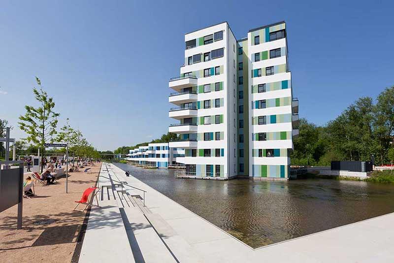 Hochtief Waterhouses Hamburg