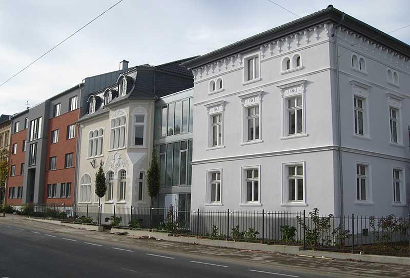 Neubau von Altenwohnungen - Marienhospital-Euskirchen