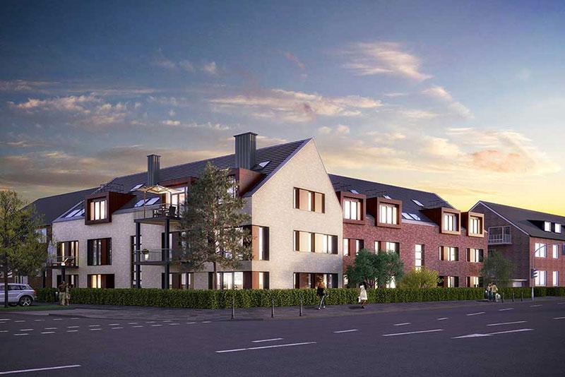Die Wohnkompanie – RHEINGOLD Düsseldorf
