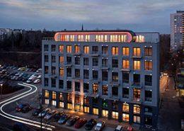 homeway-Multimedia-Lösung: e-wohnen der zukunft Projekt 4 in Berlin