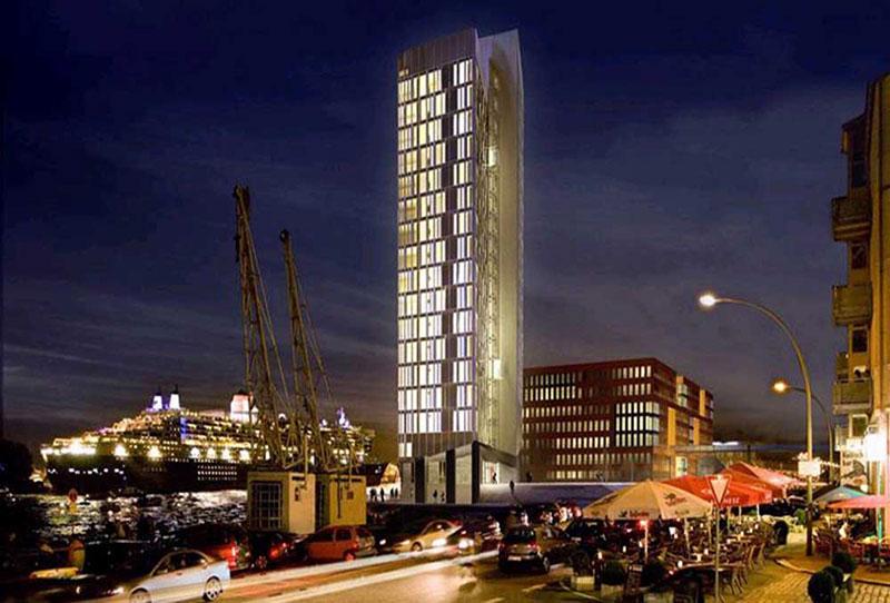 B&L Gruppe Projekt Kristall in Hamburg