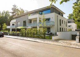 Schultheiß Projektentwicklungs AG Parkstraße 72 in Nürnberg