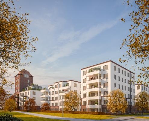 homeway Referenz Nordstadtgärten Nürnberg