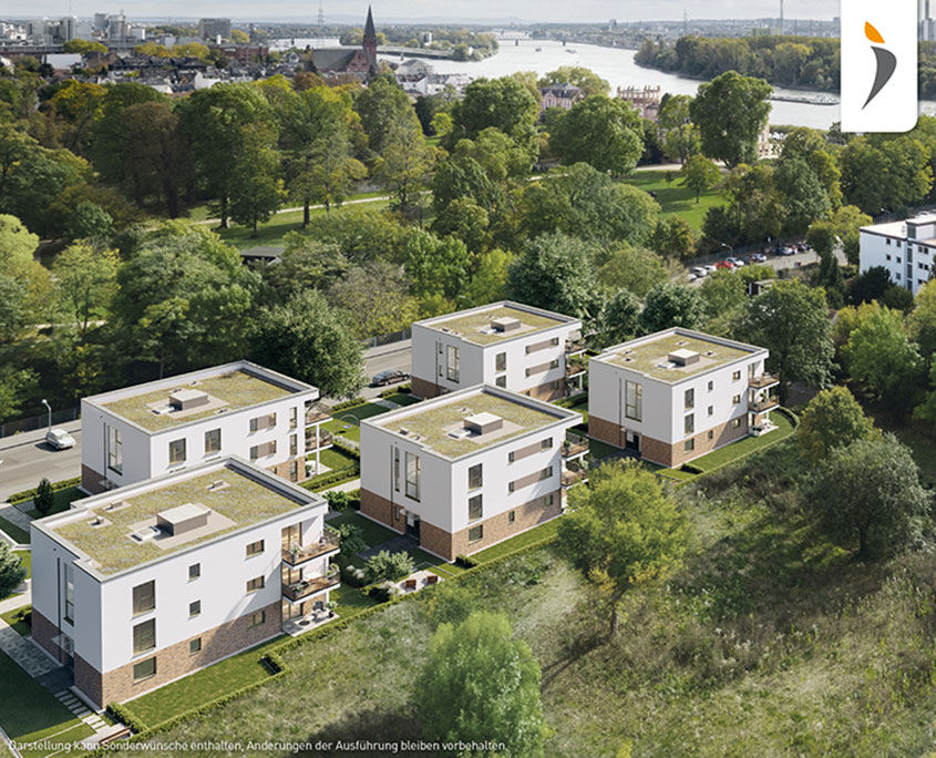projekt immobilien schlosspark ensemble wiesbaden homeway. Black Bedroom Furniture Sets. Home Design Ideas