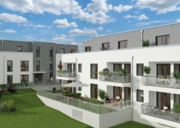 Bauprojekt Neue Veste