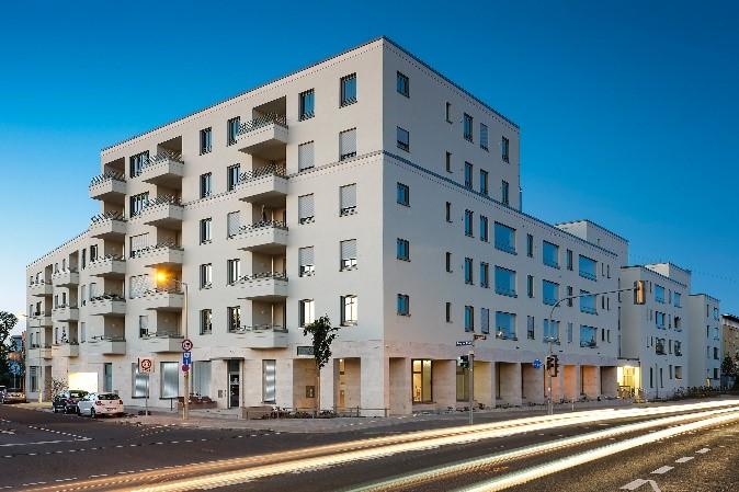 KIB-Gruppe_Quartier Langseestraße- Nuernberg