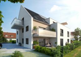 Referenz Schultheiß Projektentwicklung AG Sommerstraße im Nürnberger Stadtteil Großreuth